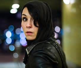 dragon tattoo noomi rapace girl with the dragon tattoo is stieg larsson s niece