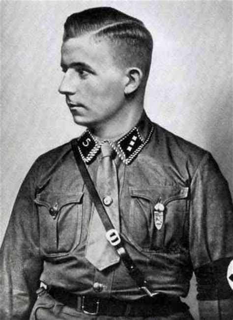 German Officer Hair | 1000 images about german haircuts ww2 on pinterest