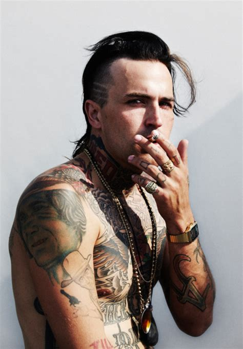 yelawolf face tattoos yelawolf quot rack city quot freestyle the smokers club