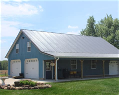 Home Plans With Apartments Attached by Home Pole Barns Direct