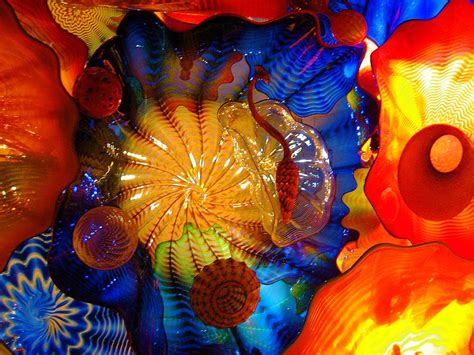 Dale Chihuly Ceiling by Landscapearchitect Raymond Dale Chihuly