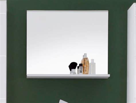spiegelschrank 60x50 garderobenspiegel mezzo eiche wei 223 kaufen