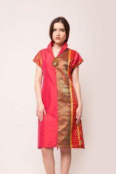Dress Batik Wanita Ungu dress ulos batak bahan ulos kombinasi tenun bima ukuran s m warna hitam merah ungu