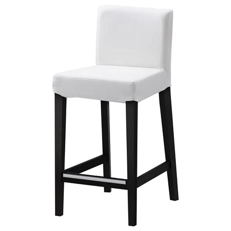 Henriksdal Cover For Bar Stool With Backrest by Henriksdal Bar Stool With Backrest 26x19 Quot Ikea Note