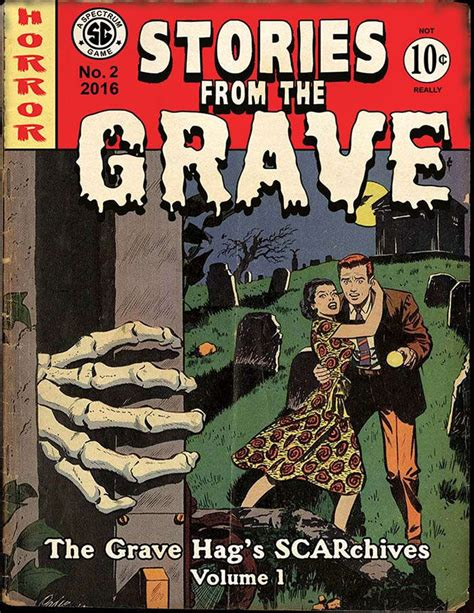 the grave hag s scarchives vol 1 spectrum