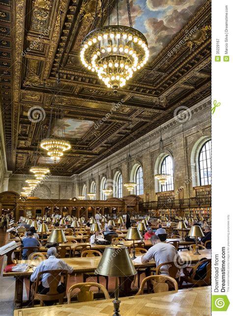 main new york public library