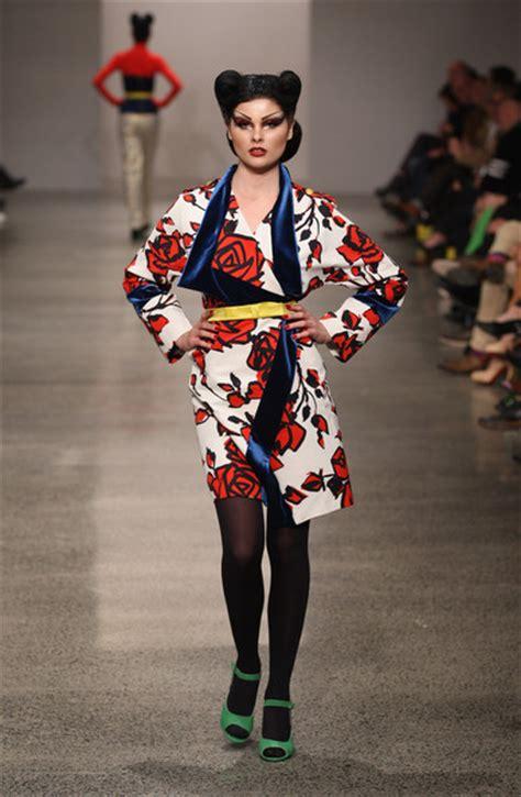 design fashions nz nz fashion week 2011 world show pictures zimbio
