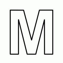 lettere maiuscole in corsivo da stare disegni di quot lettere e numeri quot da colorare