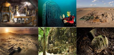 lost cities ten legendary lost cities that emerged from the past