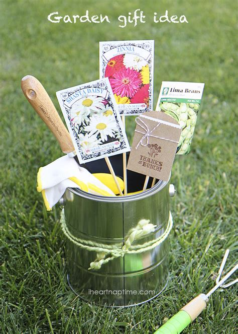 Mothers Day Gardening Gift I Heart Nap Time Garden Gifts Ideas