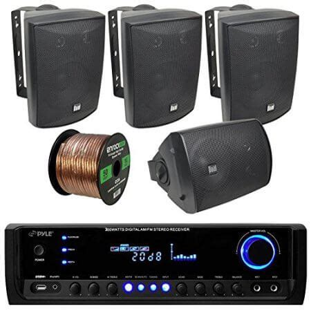 outdoor stereo system  rock  party