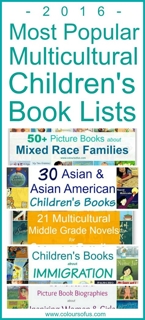 most popular picture books my 5 most popular multicultural children s book lists of 2016