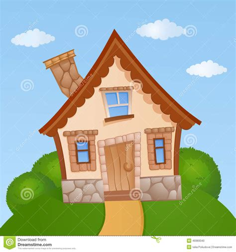 house design cartoon royalty free illustration download cartoon house house design cartoon