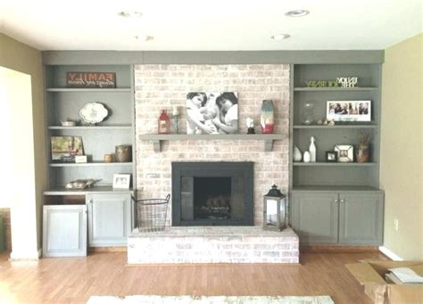 diy built in cabinets around fireplace diy fireplace built ins built ins around fireplace built