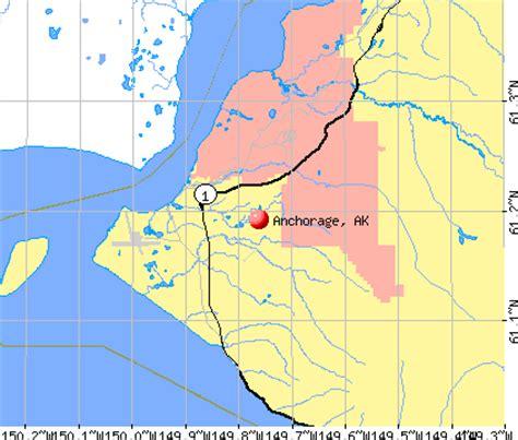 anchorage alaska us map anchorage alaska ak profile population maps real