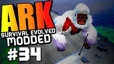 ark alpha boat ark survival evolved king kong vs alpha trex massive