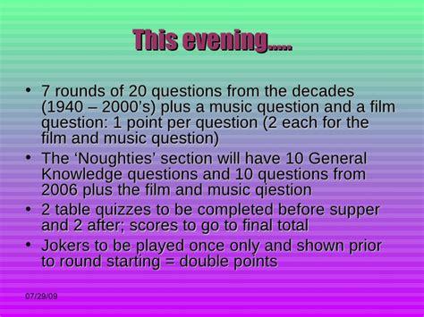 film quiz of the noughties forties to noughties quiz