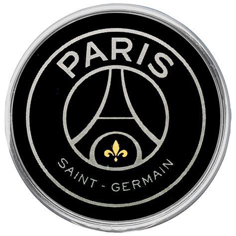 3d Sticker Paris by Stickers 3d Paris Saint Germain Psg Noir Premium