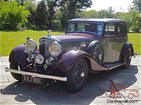 bentley derby 1934 bentley 3 1 2 litre quot derby quot park ward aluminum sports