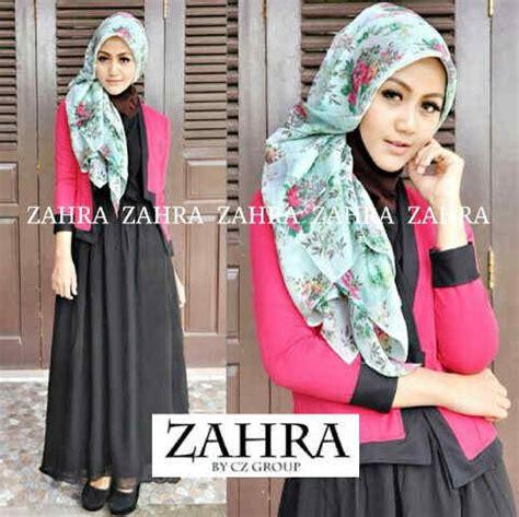 Rere Maxi Dress Gamis Muslim baju gamis modern thalia g858 model baju muslim pesta