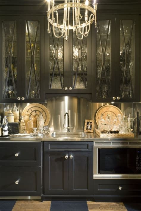 kitchen designs fancy kitchens black