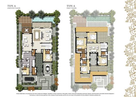 villas floor plans floor plans the villas of savage luxamcc