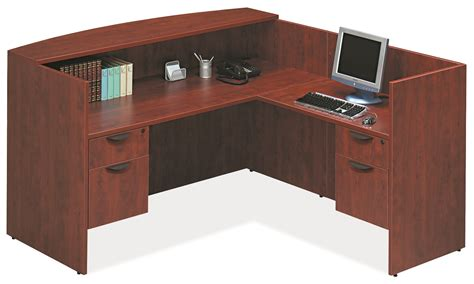 design your own office desk design your own office reception desk newvo interiors