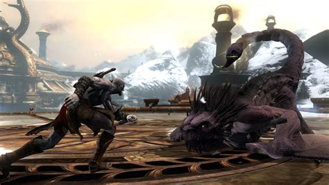 Ascension The Circle War by God Of War Ascension Gives Kratos Even More Ways To Kill