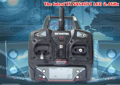 skyartec nano cp s 7ch transmitter nasa 701 introduction