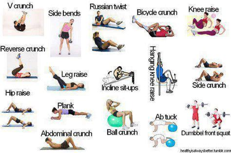 about six pack abs home