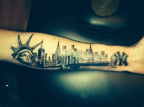 nyartman tattoo nyc new york ny tatuajes de la estatua de la libertad