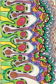 doodle doo india self made coloring book colour book zentangles