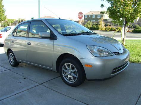 Toyota Prius 2001 2001 Toyota Prius Pictures Cargurus