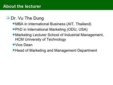 Phd After Mba In Marketing by B2b Marketing Chapter 1 Overview About B2b Marketing