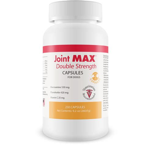 Joint Max Isi 30 joint max strength 250 sprinkle caps entirelypets