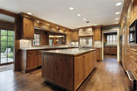 kitchen flooring ideas with oak cabinets luxury kitchen design ideas custom cabinets part 3