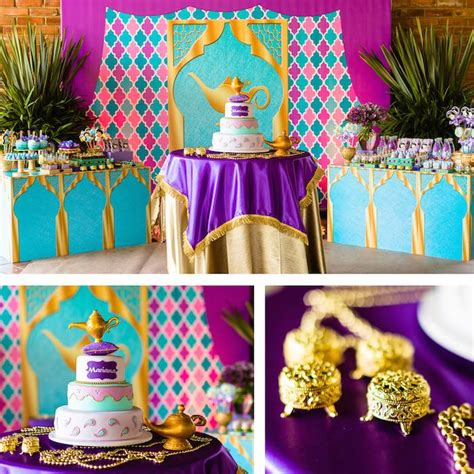 themes in the book jasmine kara s party ideas cake cake table from a princess