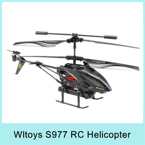 rc helicopter with wltoys wl s977 3 5 ch radio remote toys with gyro
