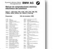 diagramas y manuales de servicio de autos bmw