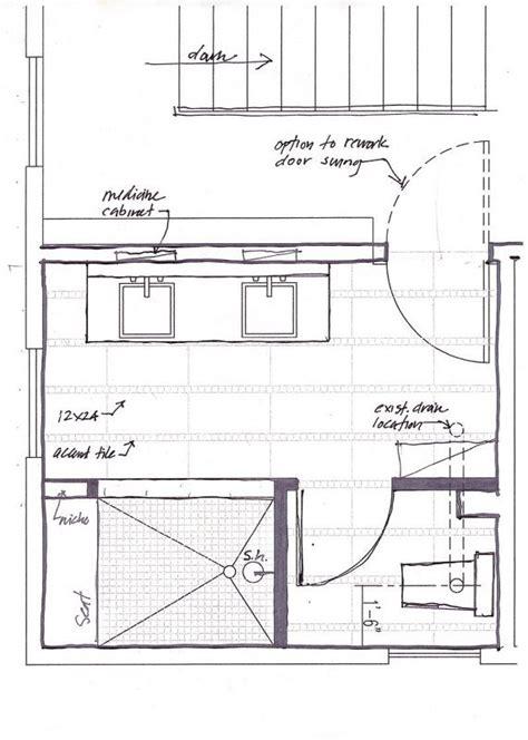 small master bathroom floor plans   tub designs