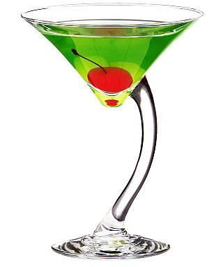 apple martini with cherry sour apple martini recipe