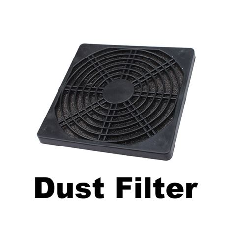 120mm fan dust filter 120mm fan dust filter dustproof screen pc computer