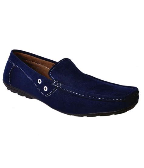 blue loafers fad blue loafers price in india buy fad blue loafers
