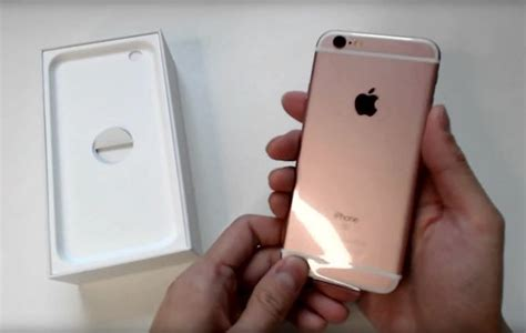 Home Design 3d Gold Test rose gold iphone 6s gets unboxed video