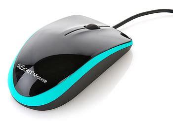 Datos y drivers de IRIScan Mouse   Ratón con escáner