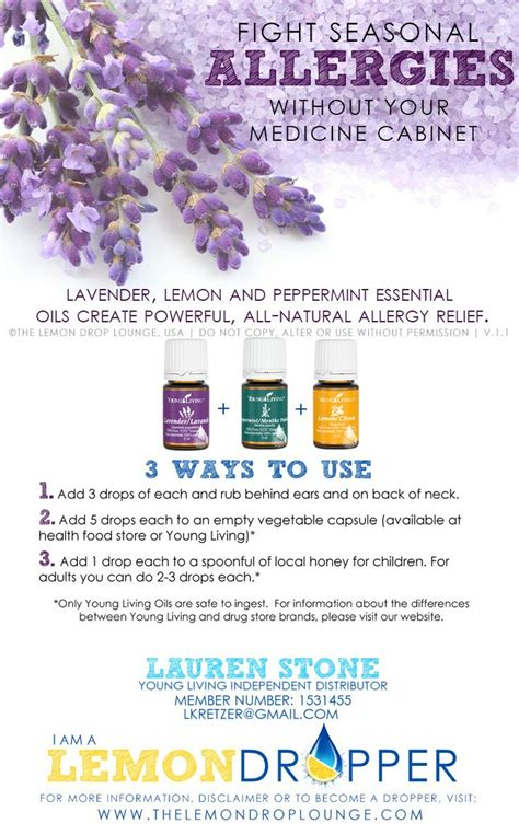 essential oils for allergies essential oils for allergies health