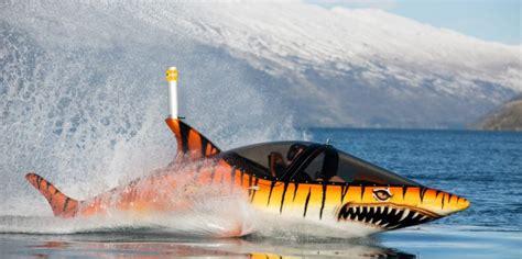 jet shark boat hydro attack everything new zealand
