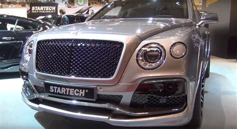 bentley startech startech bentley bentayga at the essen motor show 2016