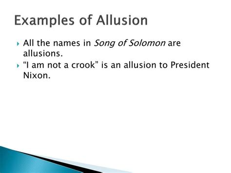 ppt diction allusion analogy powerpoint presentation