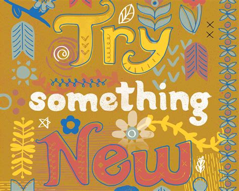 Something New by Try Something New